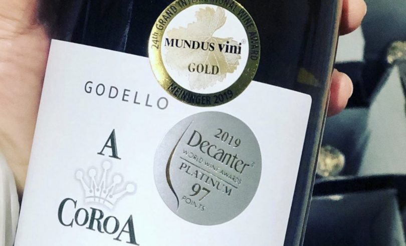 A COROA, GODELLO, VALDEORRAS, SPANISH, WITHES, WINES, WINE, THE BEST