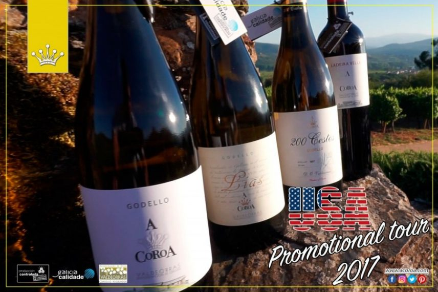 Our team presents our 2016 vintage in the United States next week