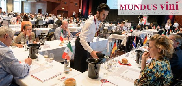 Concursos de vinos Godello, Mundus vini